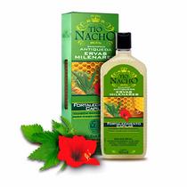 Shampoo Tío Nacho Antiqueda Ervas Milenares 415ml