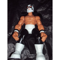 Figura Luchador Mexicano Universo 2000 Muñeco Patones