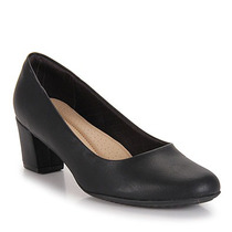 Sapato Salto Feminino Piccadilly - Preto