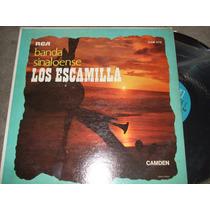 Banda Sinaloense Los Escamilla