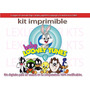 Kit Imprimible Candy Bar Baby Looney Tunes Bebes Cotillon 3