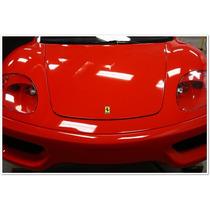 Tinta Automotiva Vermelho Rosso Scuderia Ferrari 900ml