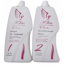 Kit Progressiva Shampoo E Recondicionamento -2x1,5ml- T.liss
