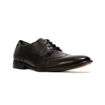 Fabian Arenas Zapato De Vestir En Piel Negra