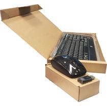 Teclado E Mouse Sem Fio/ Wireless Modelo Hp