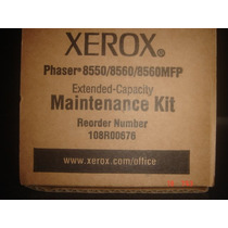 Kit Mantenimiento Xerox N/p 108r00676 Phaser 8550/8560/mfp
