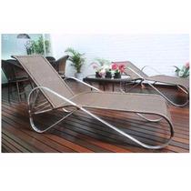 Cadeira Espreguiçadeira Para Piscina Confortavel