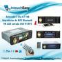 Auto Radio Hd, Reproductor Mp5, Bluetooth, Aux, Usb Hd