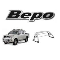 Santo Antonio Cromado Toyota Hilux Bepo Elegance