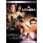 A Lenda +o Feitiço De Áquila 2 Dvd Originais Novo E Lacrado