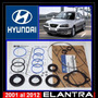Elantra 2001-2012 Kit Cajetín Direccíon Hid Original Hyundai