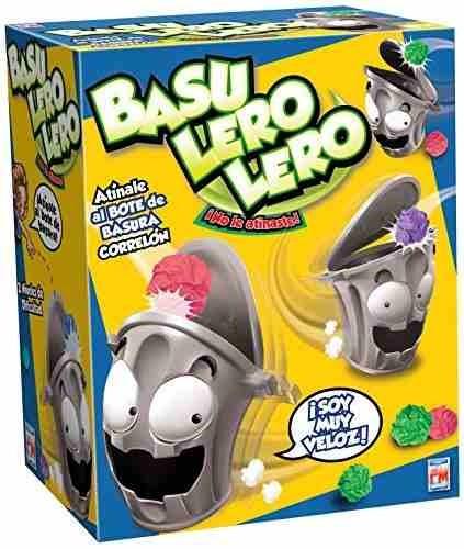 Fotorama Juego De Mesa Basulero Lero Nuevo 590 00 En Mercado Libre