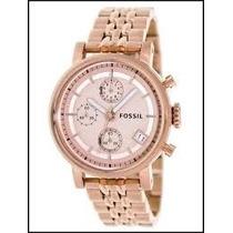 Relojes Fossil 100% Originales. Nuevos En Caja. Oferta