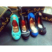 Zapatos, Sandalias, Cocuizas, Toreritas, Para Dama Traviesa