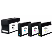 Cartucho Tinta Hp Officejet Pro 8100 Pro 8600 950xl 951xl Xl