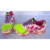 Zapatos Asics Tri 7 Dama.oferta De Liquidación Total.