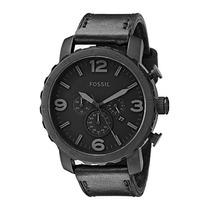 Reloj De Los Hombres Del Cronógrafo Fossil Jr13 Envío Gratis