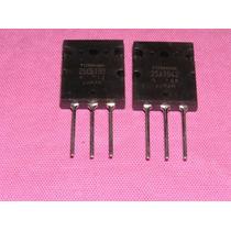 Par De Transistores Toshiba 2sc5200 Y 2sa1943 Npn Pnp
