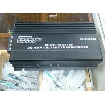 Transformador Reductor Convertidor Conversor 24v A 12v 15a