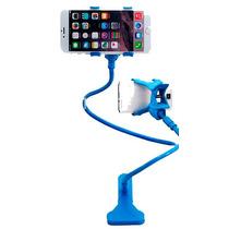 Base Brazo Paral Flexible Para Celulares S3 S4 S5 S6 Iphone