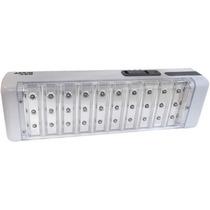 Luz De Emergência Bivolt Com 30 Leds De Alto Brilho - Dni