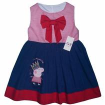 Vestidos Peppa Pig Marca Iancarol