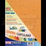 Cartulina Textura De Cuero Tamaño Carta 150gr 100 Und Miel