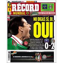 Periodicos Record Mundial Sudafrica 2010 Oferta Unica!!