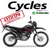 Yamaha Xtz 125 Okm 2016!!! Cycles Motoshop 5219-1111