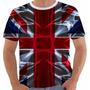 Camiseta Ou Baby Look Reino Unido Inglaterra Grã Bretanha