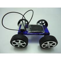 Carro Solar Kit Para Montagem - Freeled