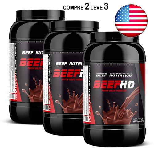 66008d06ed Compre 2 Leve 3 - Beef Hd - 876g - Proteina Da Carne Bovina - R  333 ...