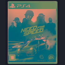 Jogo Need For Speed: Game 2015 - Ps4 Electronic Arts