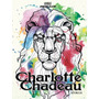 Livro Sketchbook Desenho Tatoo Tatuagem Charlotte Chadeau