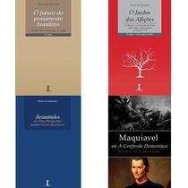 Conjunto Com 4 Livros - Olavo De Carvalho