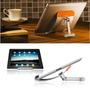 Base Apoio Regulável Para Tablet Ipad Mesa Estante Cabeceira
