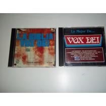 Vox Dei, La Biblia Y Lo Mejor De Vox Dei. Años 1992 Y 1992.
