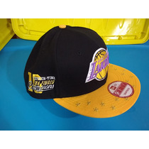 Gorra New Era Nba Original Los Angeles La Lakers Snapback 16