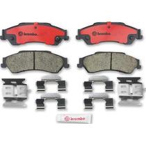 Balatas Brembo (t) Chevrolet S10 4.3l V6 262 Cid, Zr2 00-03