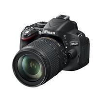 Câmera Digital Nikon Slr D5100, Lente Nikkor 18-55mm