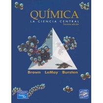 Quimica La Ciencia Central Brown 9 Edicion + Regalo %