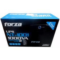 Ups Modelo Nt-1001 1000va Marca Forza