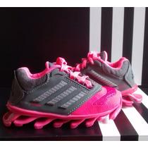 Adidas Springblade Infantil Bebê Lindos Toda Hora Vende