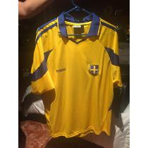 Playera Original Ibrahmovic Equipo Suecia
