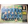 Pôster Fatos E Fotos Cruzeiro Campeão Do Brasil De 1966
