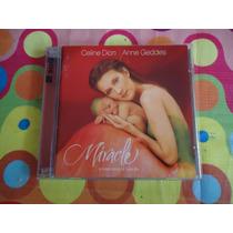 Celine Dion Anne Geddes Cd Miracle 2004 2disc