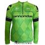 Camisa Ciclismo E Mtb Manga Longa Cannondale (p-m-g-gg-3g)