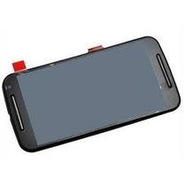 Pantalla Display Touch Moto G Xt1032 Xt1033 Original Negra