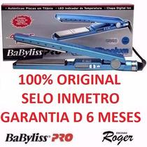 Chapinha Babyliss Profissional D Nano Titanium 450f Original
