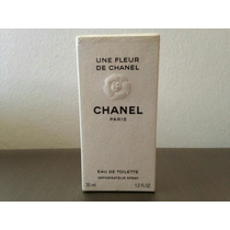 Perfume Une Fleur De Chanel Lacrado Ultra Raro